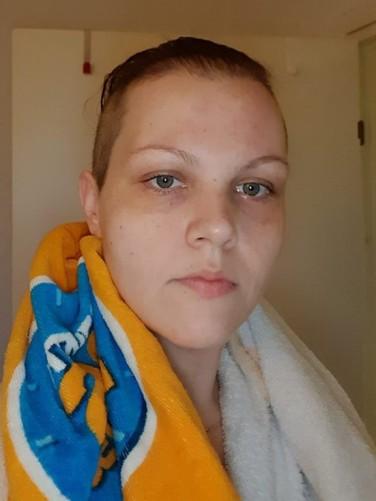 efter dusch